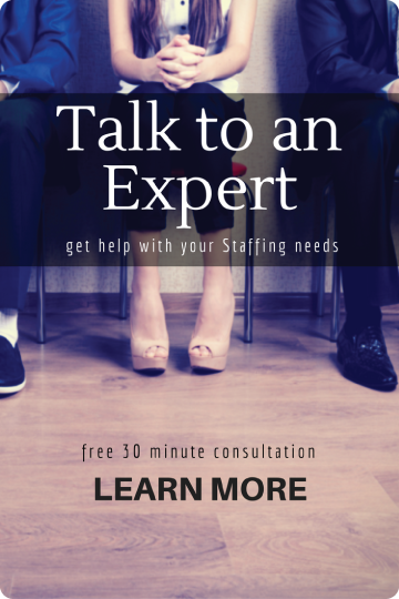 Ask a Staffing Expert