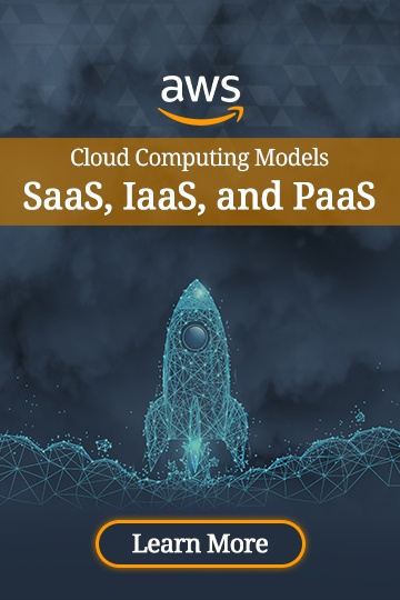 AWS Cloud Computing Models