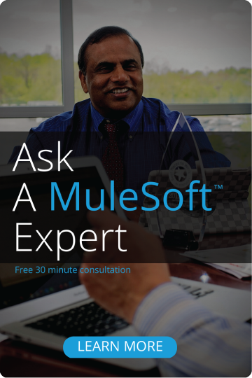Free MuleSoft Consultation