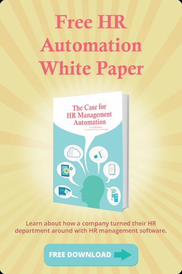 Free HR management white paper