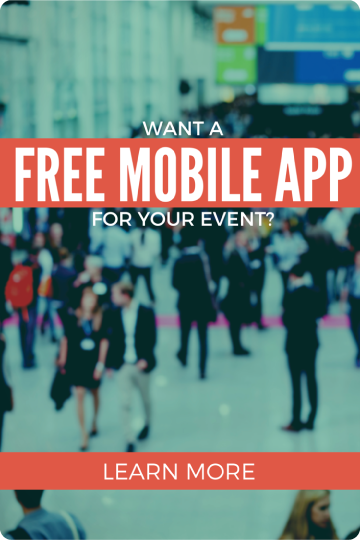 Get a Free Mobile App for Your Event