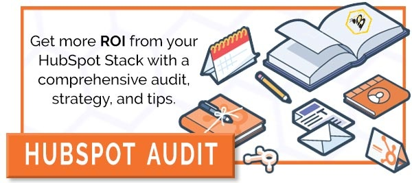 HubSpot Audit Button