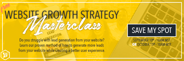 Free Website Growth Strategy Masterclass