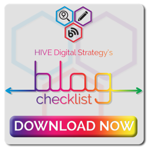 Blog Checklist Download Now