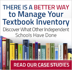 Manage Your Textbook Inventory
