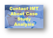 Contact IMT About Case Study Analysis