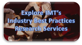 Explore IMT's Industry Best Practices Research
