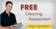 Free Commercial Cleaning Assessment NE Wisconsin