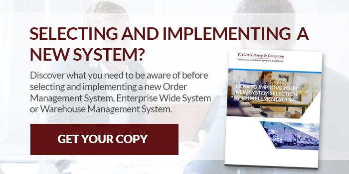 Selecting and Implementing a New System? Read this e-book first