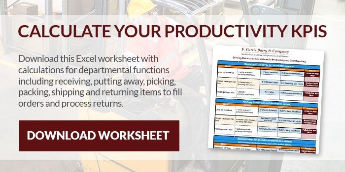 Calculate your productivity KPIs with this Excel worksheet