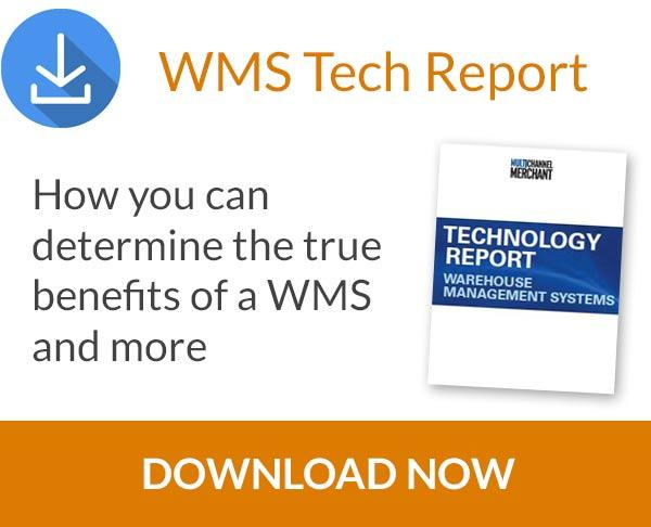 Download our free WMS Tech Report