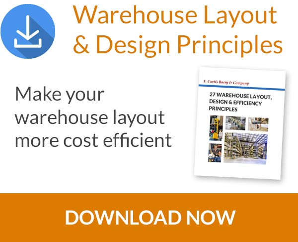Download our Warehouse Layout and Design Principles report
