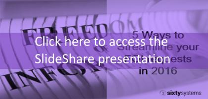 Access the SlideShare presentation