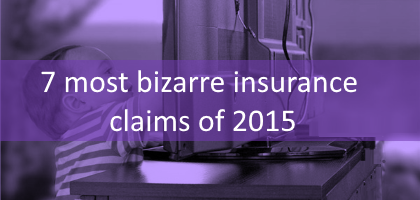 7 most bizarre insurance claims of 2015