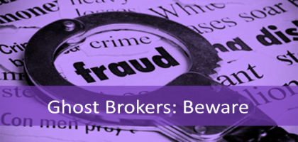 Fraudulent claims by Brokers