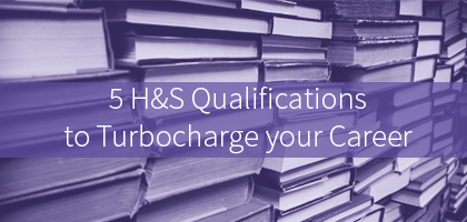 5 H&S Qualifications to Turbocharge your Career