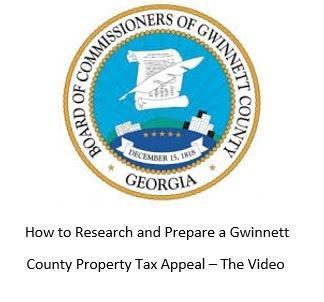 Gwinnett County Tax Assessor