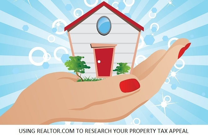 Using realtor.com to research your property tax appeal