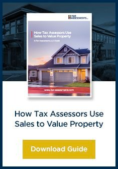 How Tax Assessors Use Sales to Value Property