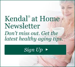Kendal at Home Newsletter Sign Up