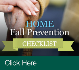 Home Fall Prevention Checklist