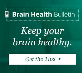 Brain Health Bulletin Sign Up