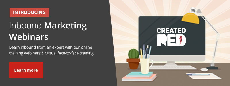 Learn inbound marketing with a bespoke training workshop for your business