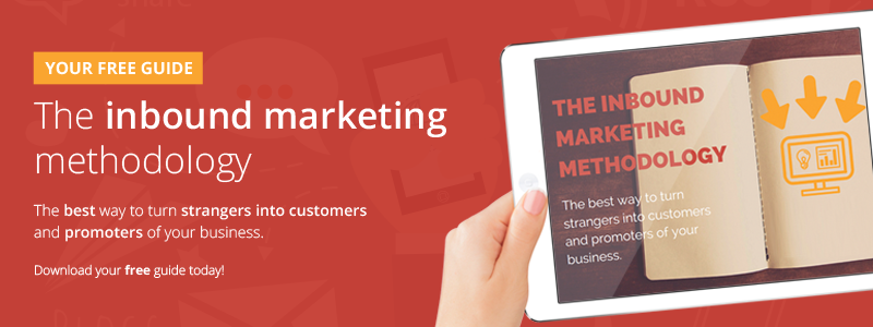 Reach more customers with our intro to inbound marketing guide - front cover image