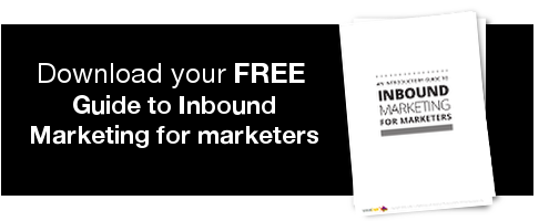 Inbound marketing for marketers