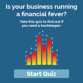 IS YOUR BUSINESS RUNNING A FINANCIAL FEVER?