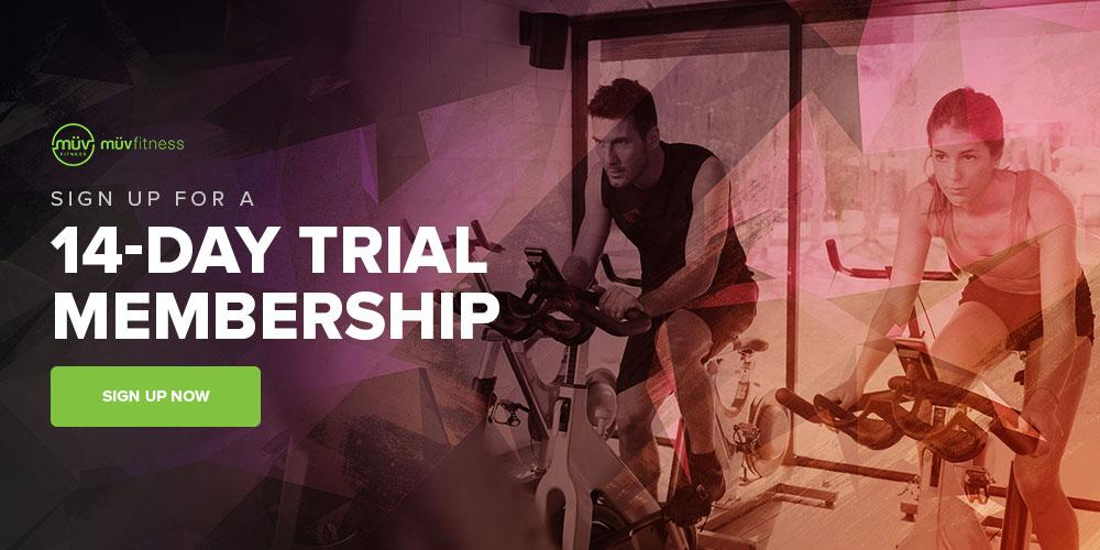 14 day trial membership