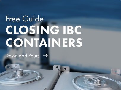 Closing IBC Containers