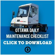 Ottawa Yard Truck Maintenance Checklist