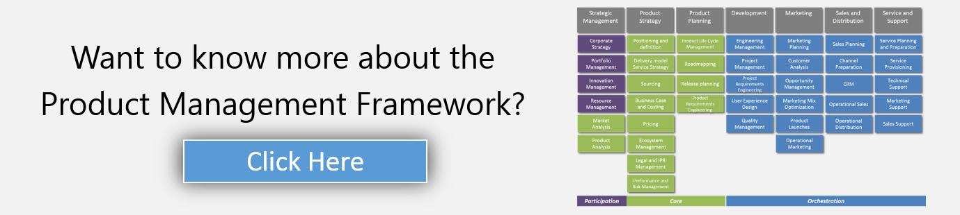 Product Management Framework
