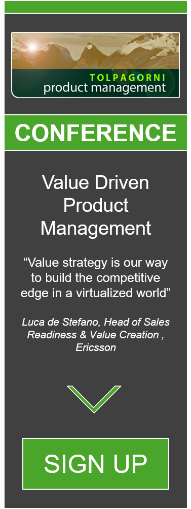 Value Driven Product Management