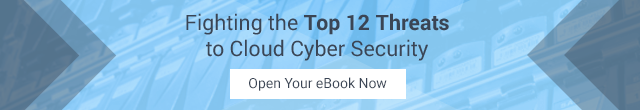 Top 12 Threats to Cloud Cyber Security