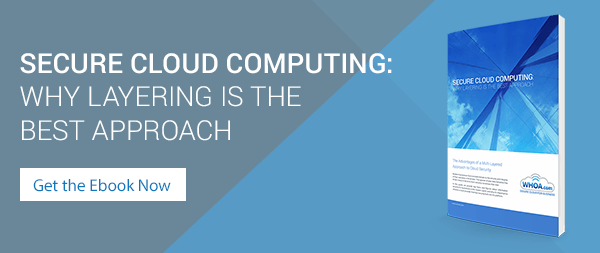 Multi Layer Approach to Secure Cloud Computing - WHOA.com