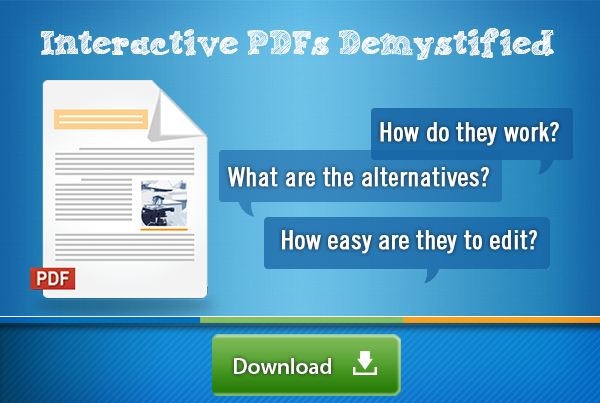 Interactive PDF Demystified