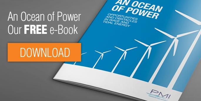 Free eBook | Opportunities and Obstacles in Wave and Tidal Energy