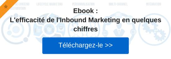 Ebook : L'Inbound Marketing en quelques chiffres