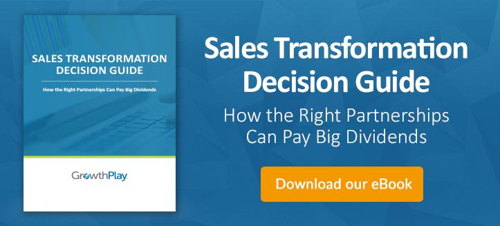 Sales Transformation Decision Guide