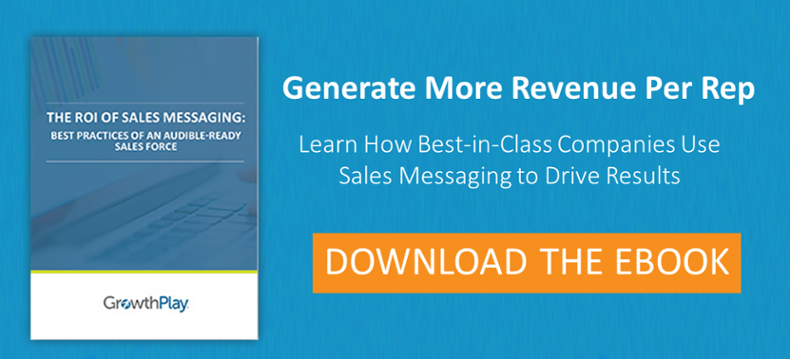 Download our Ebook: The ROI of Sales Messaging