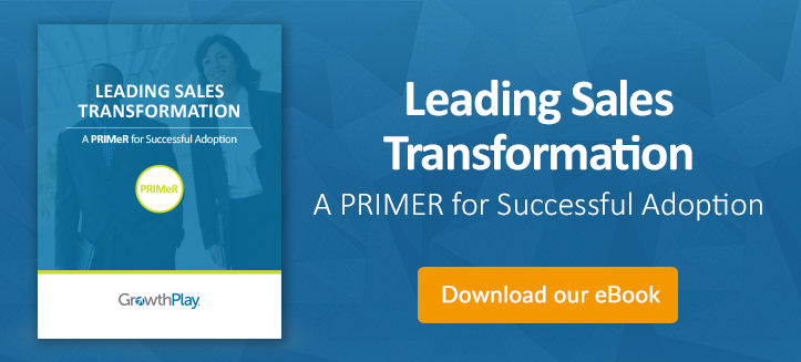 Leading Sales Transformation