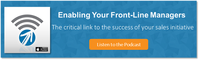Listen to our Podcast on Enabling Your Front-Line Managers