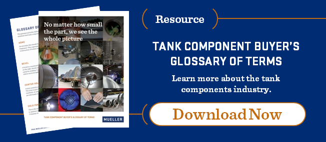 Download Tank Component Buyer's Glossary of Terms