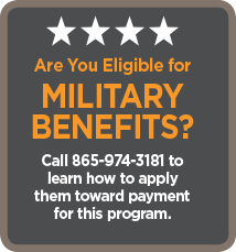 Are you elegible for military benefits?