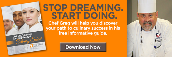 Download Chef Greg's Guide to Choosing the Right Culinary School