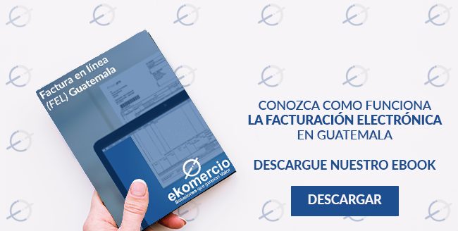 Ebook Factura en linea Guatemala