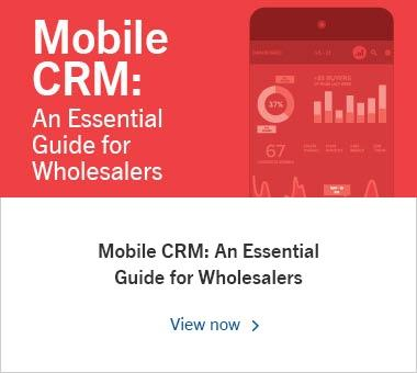Mobile CRM: An Essential Guide for Wholesalers