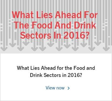 What Lies Ahead for the Food and Drink Sectors in 2016?